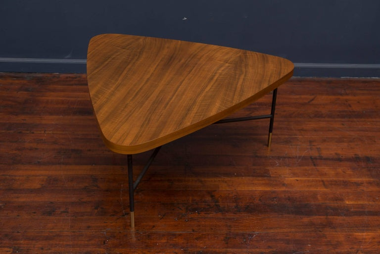 Vito Latis Coffee Table for Singer & Son's In Excellent Condition For Sale In San Francisco, CA