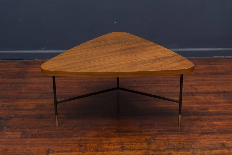 Mid-20th Century Vito Latis Coffee Table for Singer & Son's For Sale