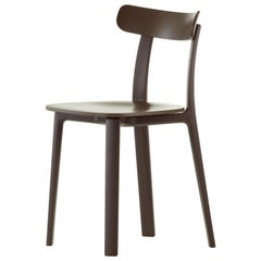Vitra All Plastic Chair in Brown Two-Tone by Jasper Morrison