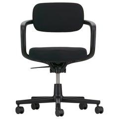 Vitra Allstar Chair in Nero Hopsak by Konstantin Grcic