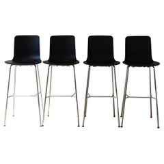 Vitra HAL High Stool Chairs by Jasper Morrison