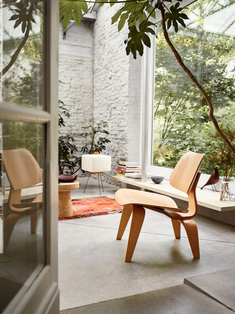Contemporary Vitra House Bird in Walnut by Charles & Ray Eames, 1stdibs New York For Sale