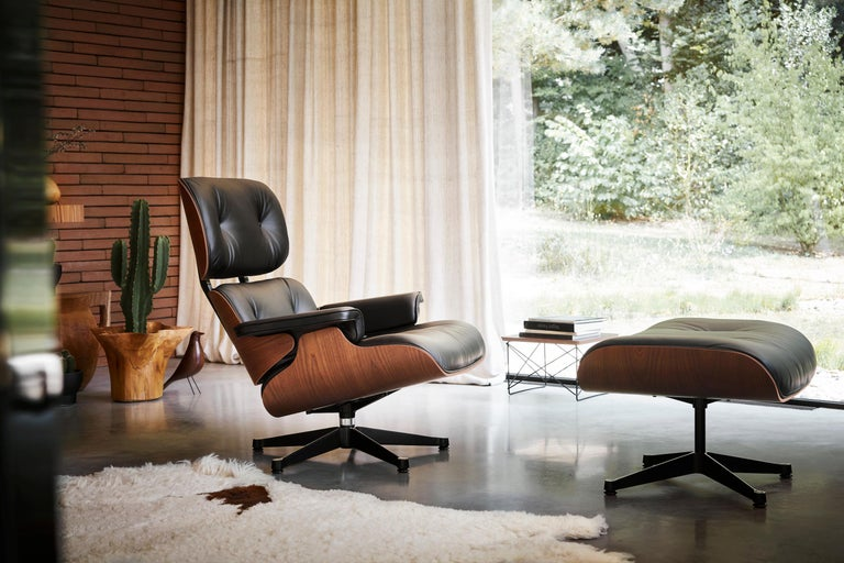 Vitra House Bird in Walnut by Charles & Ray Eames, 1stdibs New York For Sale 1