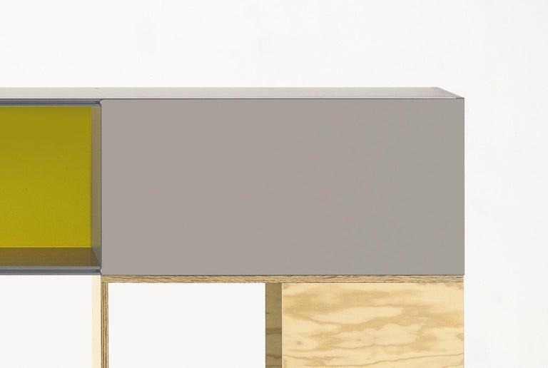 Modern Vitra Kast 3 HU Cabinet by Maarten Van Severen For Sale