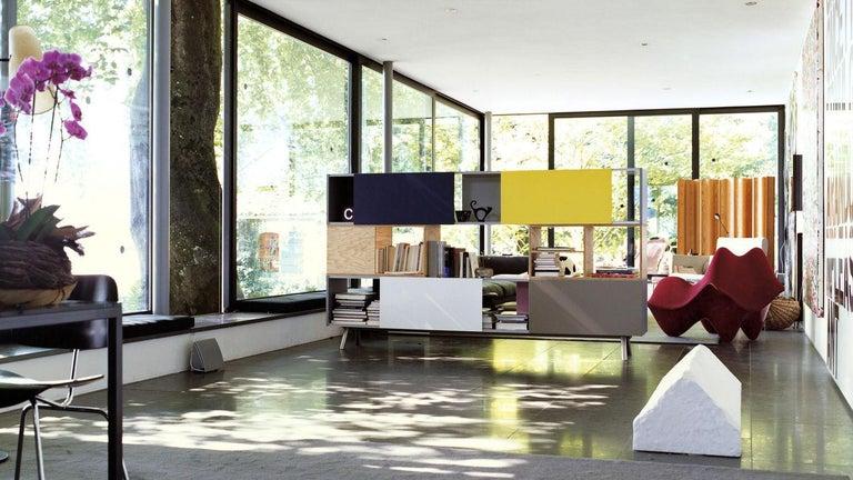 Swiss Vitra Kast 3 HU Cabinet by Maarten Van Severen For Sale