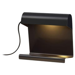 Vitra Lampe de Bureau in Deep Black by Jean Prouvé