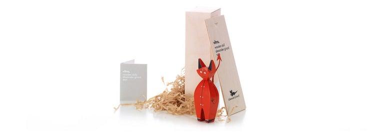 Modern Vitra Little Devil Wooden Doll by Alexander Girard - 1stdibs New York For Sale