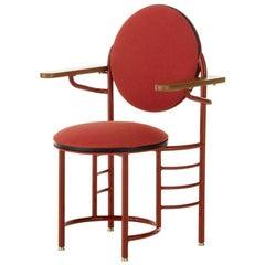 Vitra Miniature Johnson Wax Chair by Frank Lloyd Wright, 1939