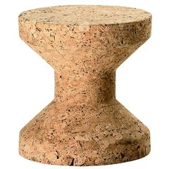 Vitra Model A Cork Stool by Jasper Morrison
