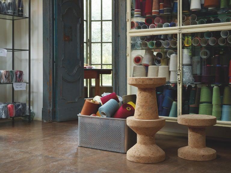 Modern Vitra Model B Cork Stool by Jasper Morrison, 1stdibs New York For Sale