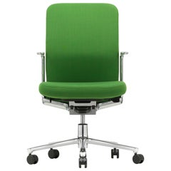Vitra Pacific Low Upholstered Backrest Chair by Edward Barber & Jay Osgerby