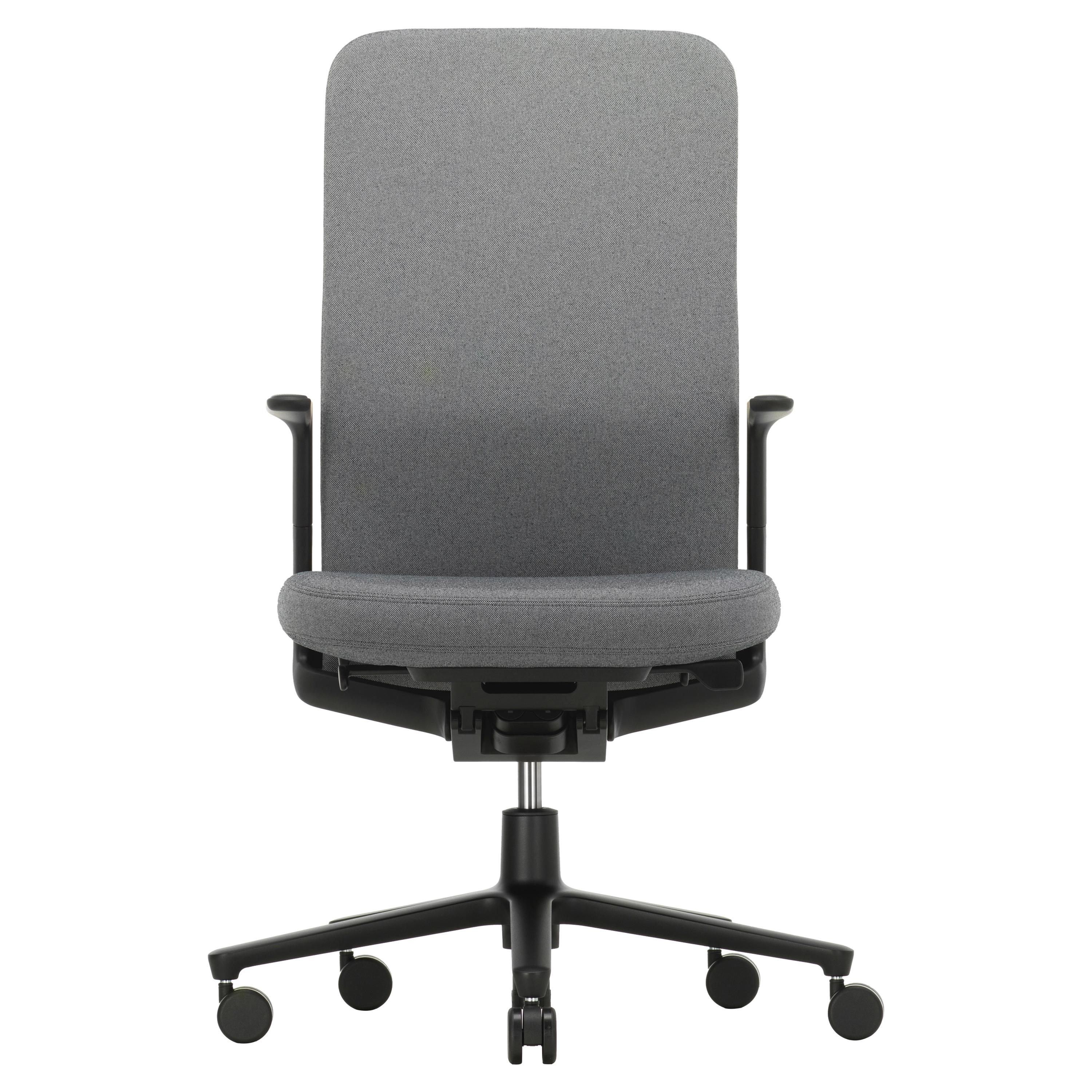 Vitra Pacific Medium Upholstered Backrest Chair By Edward Barber U0026 Jay  Osgerby