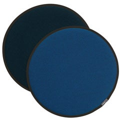 Vitra Seat Dots in Blue and Coconut, Nero and Ice Blue by Hella Jongerius