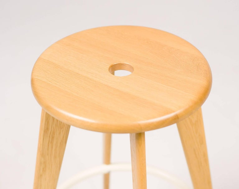 Vitra Tabouret Haut Barstool By Jean Prouv 233 For Sale At