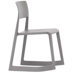 Vitra Tip Ton Chair in Basalt by Edward Barber & Jay Osgerby
