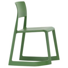 Vitra Tip Ton Chair in Cactus Shades by Edward Barber & Jay Osgerby