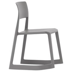 Vitra Tip Ton Chair in Earth Grey Shades by Edward Barber & Jay Osgerby