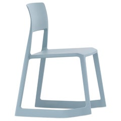 Vitra Tip Ton Chair in Ice Grey Shades by Edward Barber & Jay Osgerby