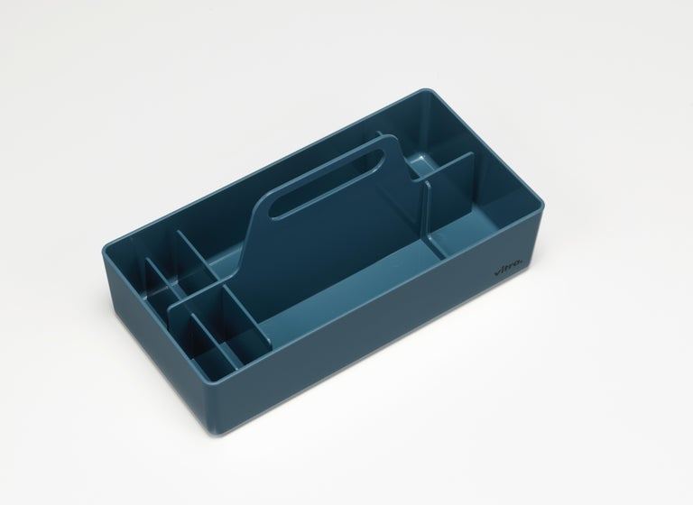 Modern Vitra Toolbox in Sea Blue by Arik Levy, 1stdibs New York For Sale