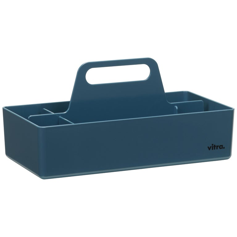 Vitra Toolbox in Sea Blue by Arik Levy, 1stdibs New York For Sale
