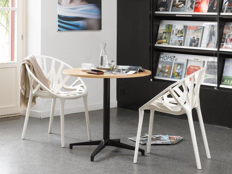 Contemporary Vitra Vegetal Chair in Brick by Ronan & Erwan Bouroullec