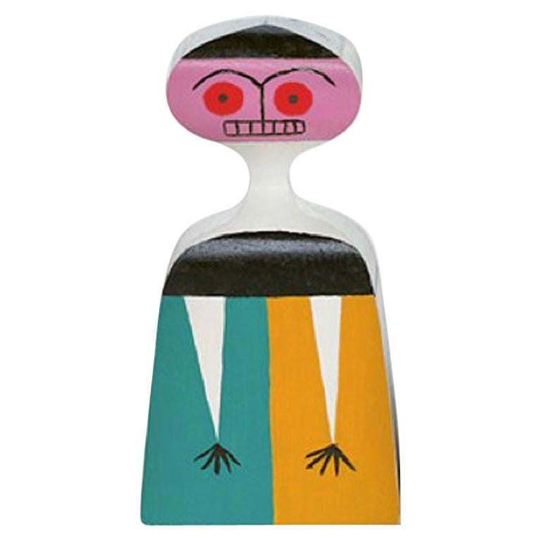 Vitra Wooden Doll No. 3 by Alexander Girard, 1stdibs New York For Sale