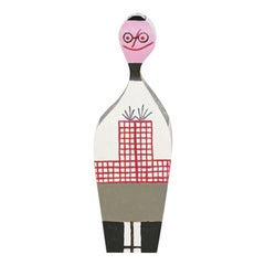 Vitra Wooden Doll No. 8 by Alexander Girard, 1stdibs New York