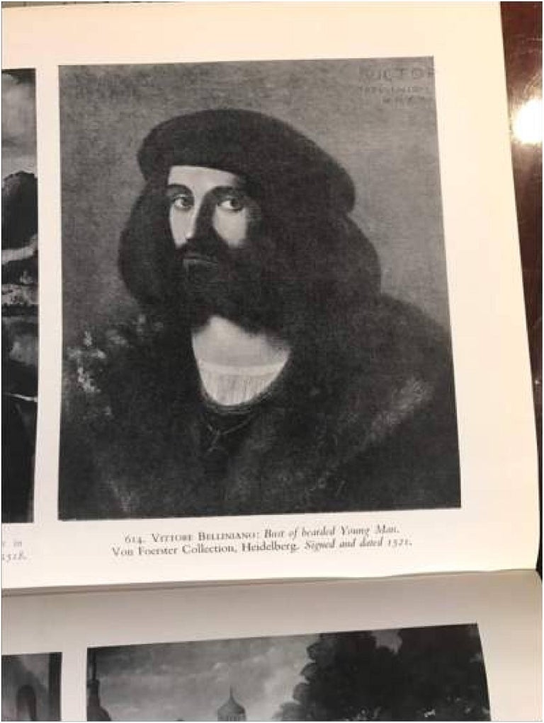 Renaissance Old Master Portrait of a Young Bearded Man For Sale 4