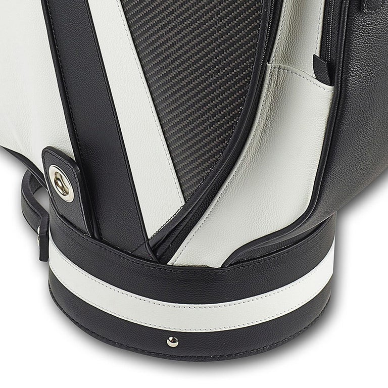 Modern Vittoria Golf Bag by Barchi For Sale