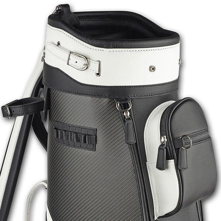 Italian Vittoria Golf Bag by Barchi For Sale