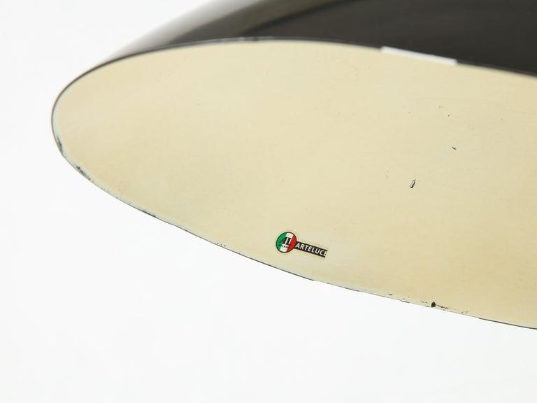 Vittoriano Vigano for Arteluce Rare Floor Lamp Model 1047 For Sale 5