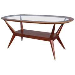 Vittorio Dassi Attributed Dining Table/Desk