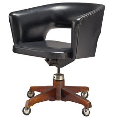 Vittorio Dassi Desk Chair, 1950s