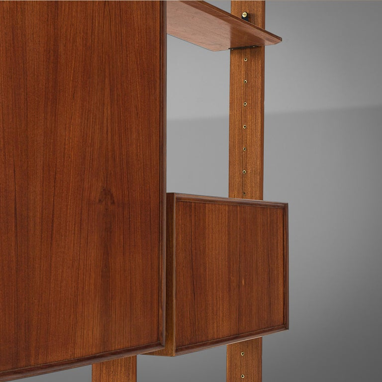 Vittorio Dassi Freestanding Wall Unit For Sale 6