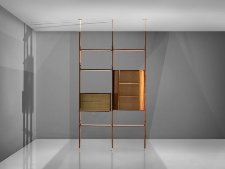 Vittorio Dassi Freestanding Wall Unit For Sale 1