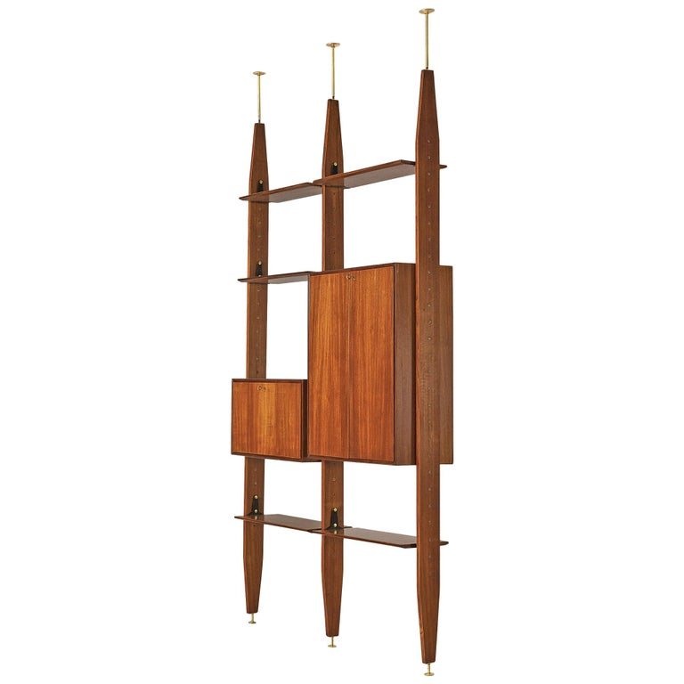 Vittorio Dassi Freestanding Wall Unit For Sale