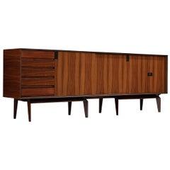 Vittorio Dassi Italian Hardwood Sideboard
