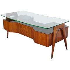 Vittorio Dassi Italian Midcentury Desk