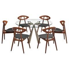 Mid-Century Modern Dining Room Sets