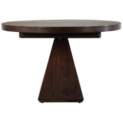 Vittorio Introini Dining Table Chelsea with Extension for Saporiti, 1960s