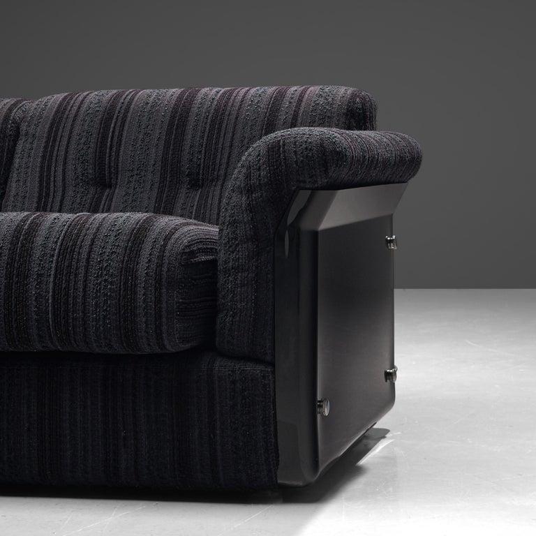 Mid-Century Modern Vittorio Introini for Saporiti 'Larissa' Sofa For Sale