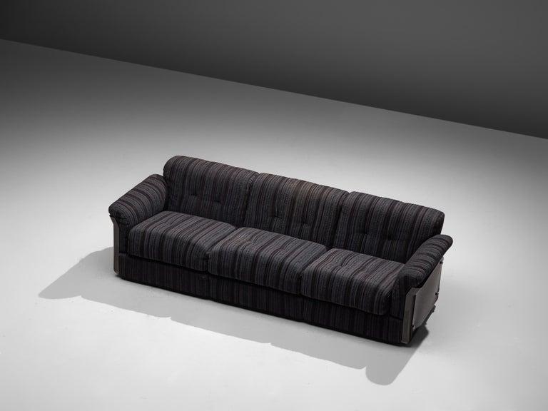 Italian Vittorio Introini for Saporiti 'Larissa' Sofa For Sale