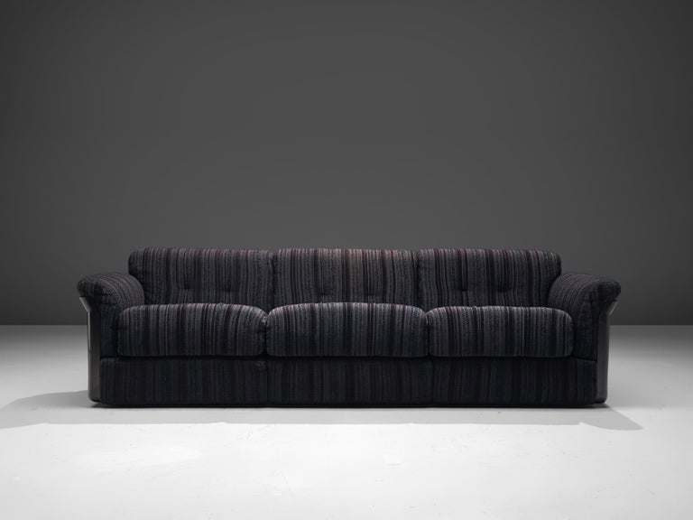 Mid-20th Century Vittorio Introini for Saporiti 'Larissa' Sofa For Sale
