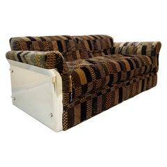 Vittorio Introini for Saporiti, Two-Seat Sofas, 2 available