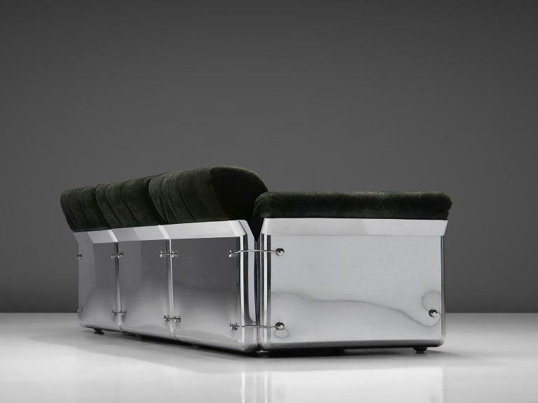 Mid-Century Modern Vittorio Introini 'Larissa' Sofa for Saporiti For Sale