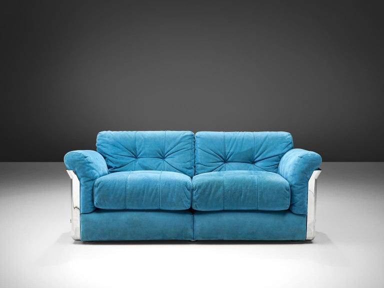 Italian Vittorio Introini 'Larissa' Sofa for Saporiti For Sale