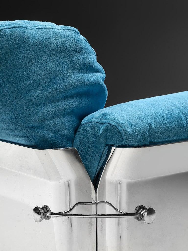 Mid-20th Century Vittorio Introini 'Larissa' Sofa for Saporiti For Sale