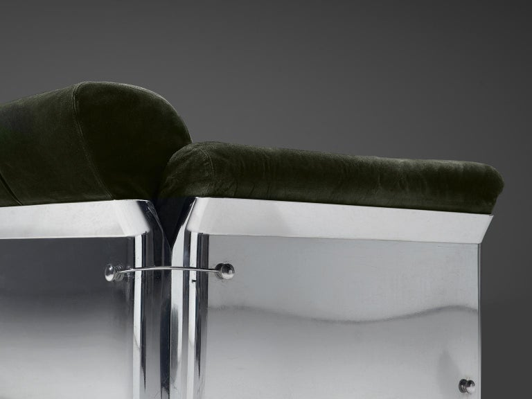 Mid-20th Century Vittorio Introini 'Larissa' Sofa for Saporiti For Sale