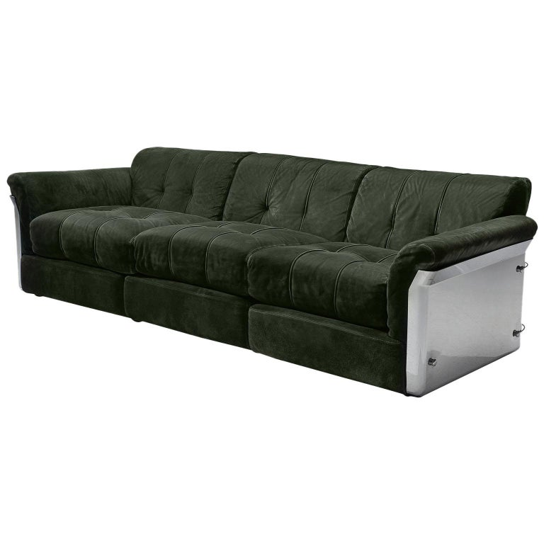 Vittorio Introini 'Larissa' Sofa for Saporiti For Sale