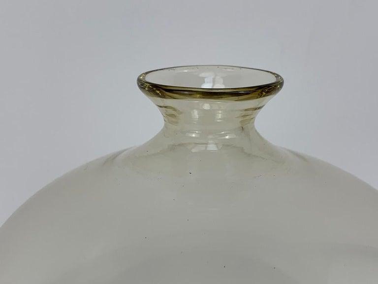 Vittorio Zecchin for Venini Art Deco Blown Murano Glass